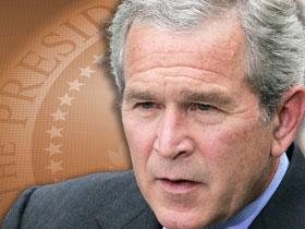 La guerra pasa factura a Bush.